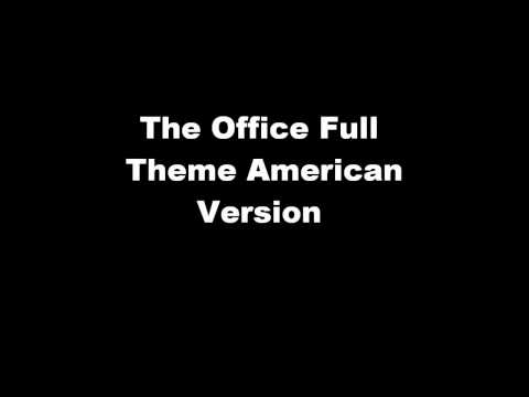 The Office Full Theme