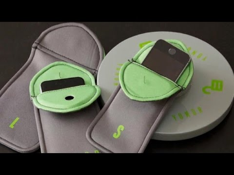 Yondr pouches help you turn off your phone and tune into life