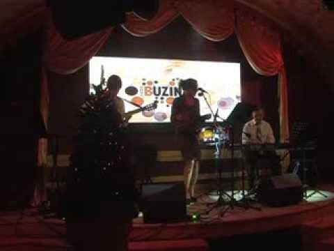"""Трио DE FEST - Выступление в арт-кафе """"Бузина"""""""