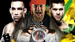 UFC Fight Night Sydney Predictions