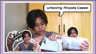 Unboxing: Airpods Cases! || Philippines