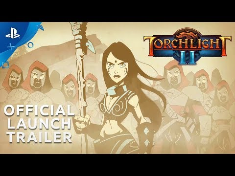 Torchlight II launches on Switch , PS4 and Xbox