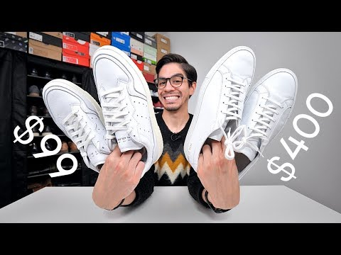 Sneakers BARATOS vs CAROS - Lo vale???