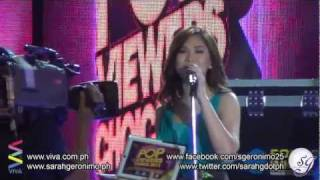 Sarah Geronimo wins 7 awards in ASAP