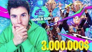 ASÍ GANARON 3.000.000 $...