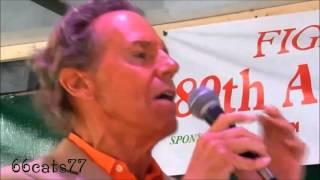 FRANK SINATRA SOUND ALIKE CONTEST AT SAN GENNARO FEAST 2015
