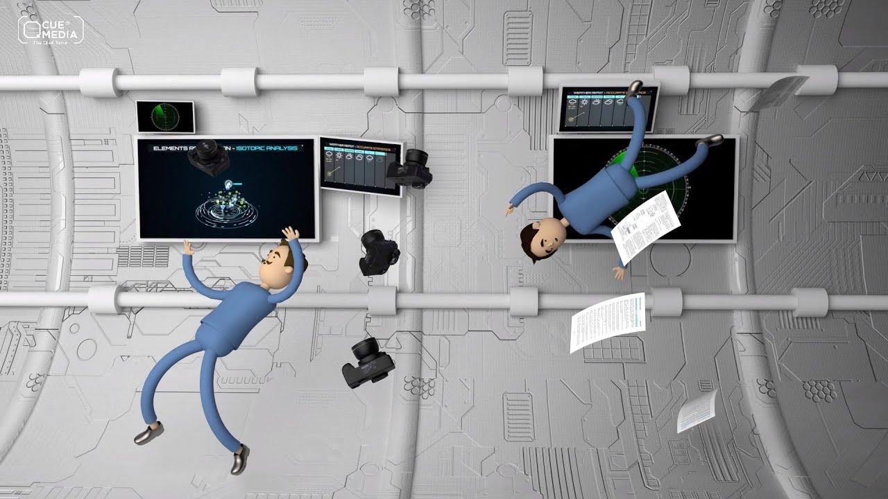 الرحلة إلى الفضاء... كيف يستعد لها رواد الفضاء؟ || 3D O'clock