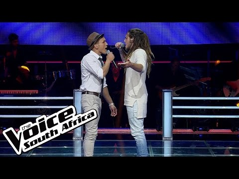 Alex vs Jean - Rude   The Battles   The Voice SA Season 2