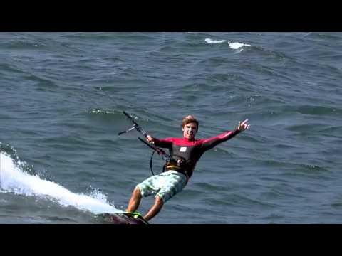 Surf, Kite E Adrenalina Sobre Duas Rodas