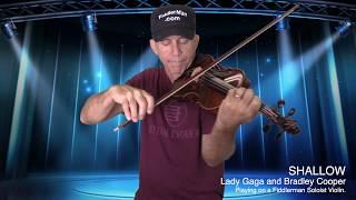 Shallow (A Star is Born) - Lady Gaga & Bradley Cooper (Fiddlerman Violin Cover)