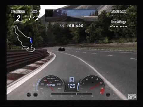 Обзор Gran Turismo 4 (2005г)