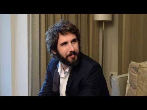 Behind the Scenes with Josh Groban