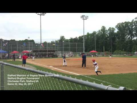 2017-05-28 2nd Inning Gavin Pitching vs Virginia Stars