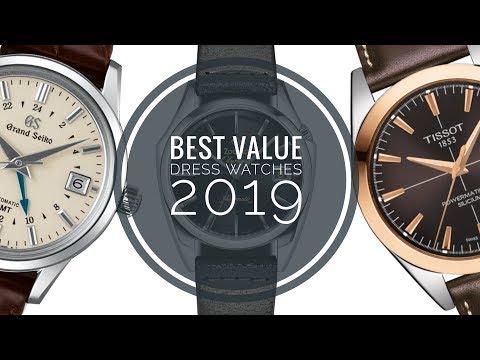 Best Value Dress Watches - 2019 | WATCH CHRONICLER