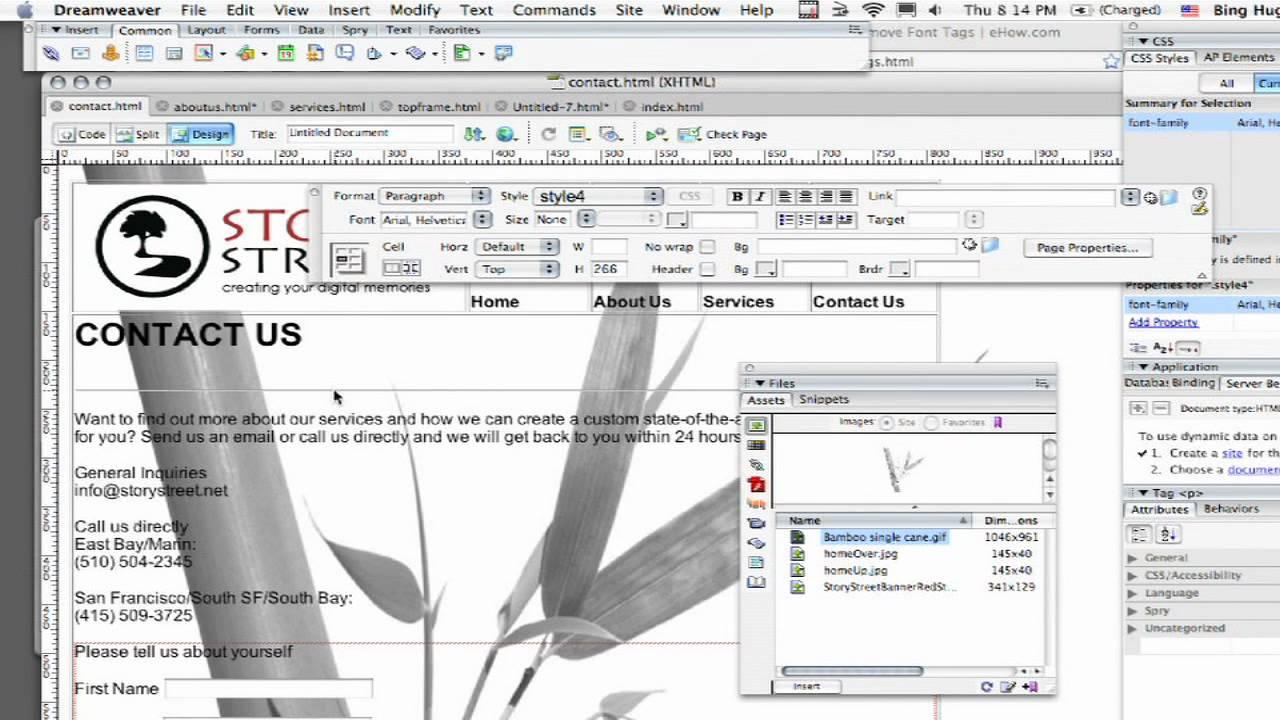 Dreamweaver Cs3 Notes Pdf