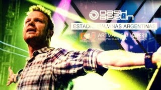 Dash Berlin // Estadio Malvinas // Aftermovie