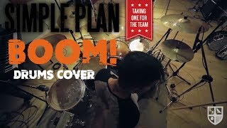 Simple Plan - Boom // Drum Cover// Lucas Nahuel Maldonado
