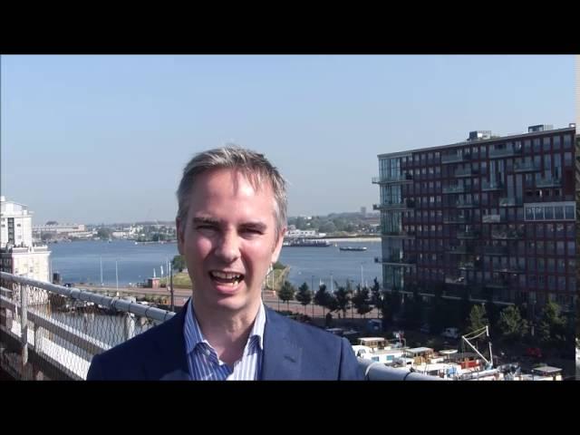 Niels Berndsen TNS-NIPO: De toekomst van klantbeleving: de twee heilige gralen