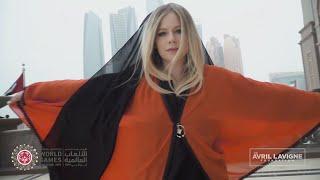 Avril Lavigne Special Olympics in Abu Dhabi BTS Vlog.mp3