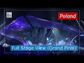 Flashlight Poland Full Stage View Kasia Moś Eurovision Song Contest 2017 Final mp3