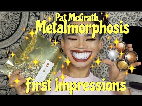 Pat McGrath Metalmorphosis First Impression/ GRWM
