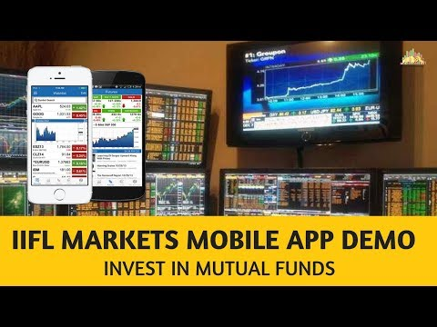 IIFL Markets Mobile App Demo#3 - How to Invest in Mutual Funds