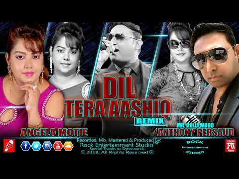 Angela Motie & Anthony Persaud - Dil Tera Aashiq (REMIX) 2018 Release