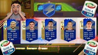 IL DRAFT DELLA SERIE A TOTS !!! PREDICTION DRAFT CHALLENGE FIFA 18 ITA