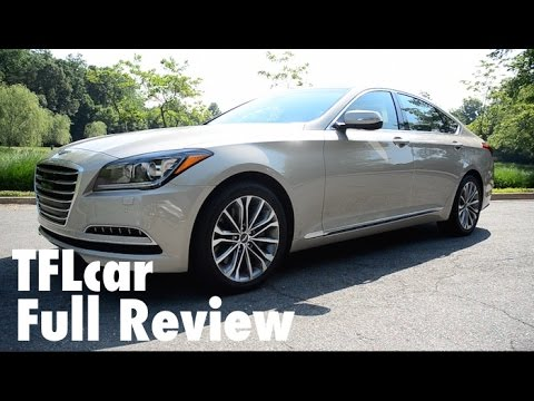 2015 Hyundai Genesis Review Take 2 A game changing affordable luxury sedan