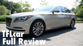 2015 Hyundai Genesis Review Take 2 A game changing affordable luxury sedan