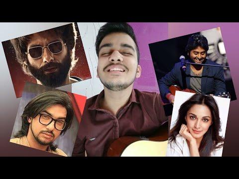 Bekhayali Guitar Cover || Siddharth Shukla || Arijit Singh || Sachet tandon || Kabir Singh