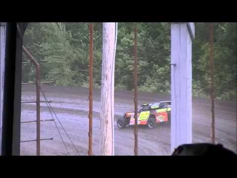 Norman County Raceway 5/24/12 RV Advantage Modifieds Heat 2