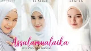 Download ASSALAMU ALAIKA versi tiga bahasa