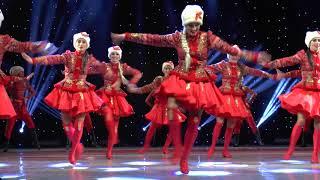 00599  Шоу балет Аллы Духовой Тодес Колпино 01 12 2017 Тамара Павлова