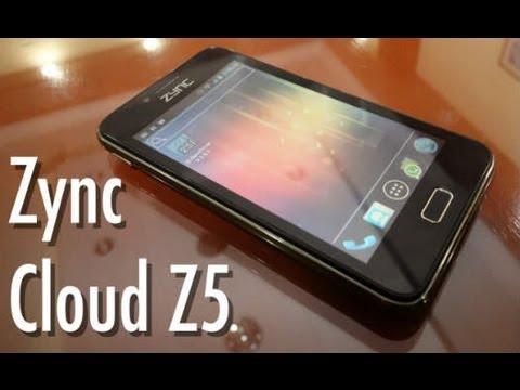 Zync Cloud Z5 - Video Review