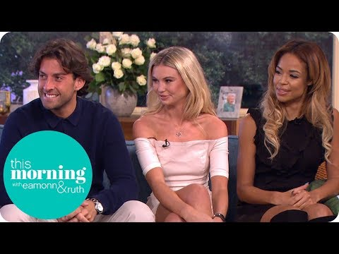 TOWIE's Arg Gives an Update on His Relationship with Lydia and His Weight Loss | This Morning