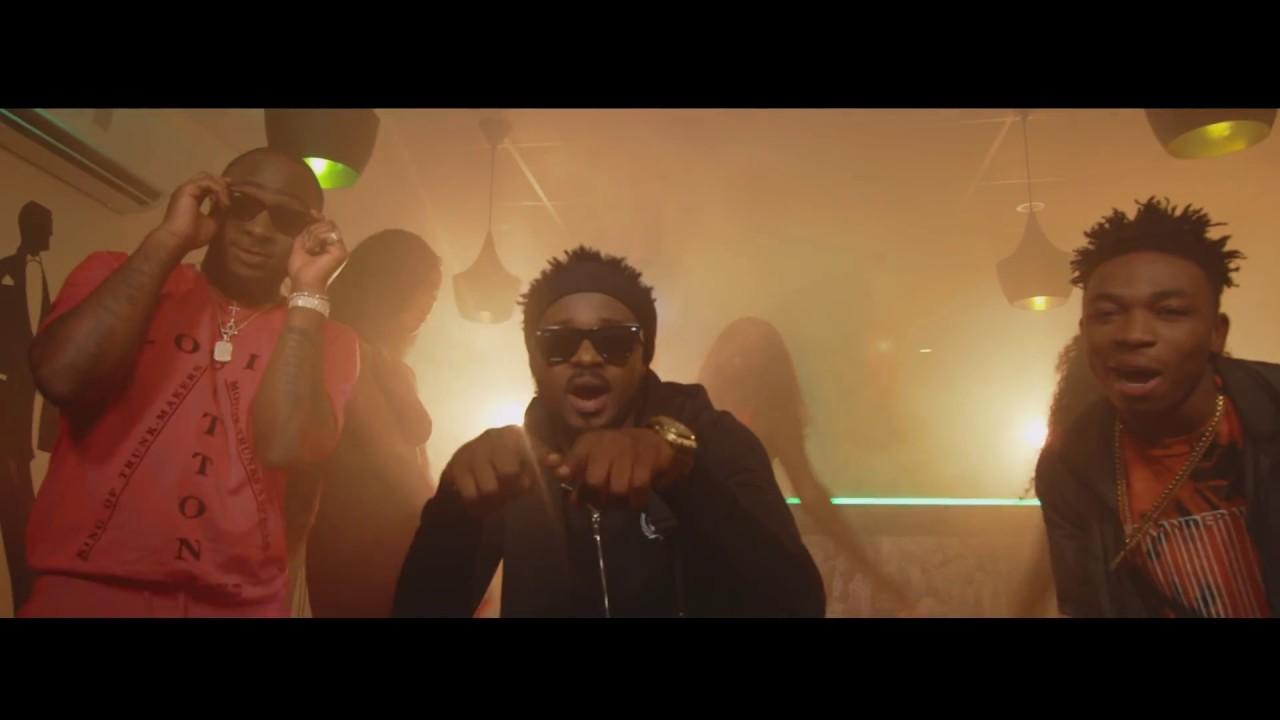 Download Danagog - Bambiala feat. Davido & Mayorkun (Official Video)
