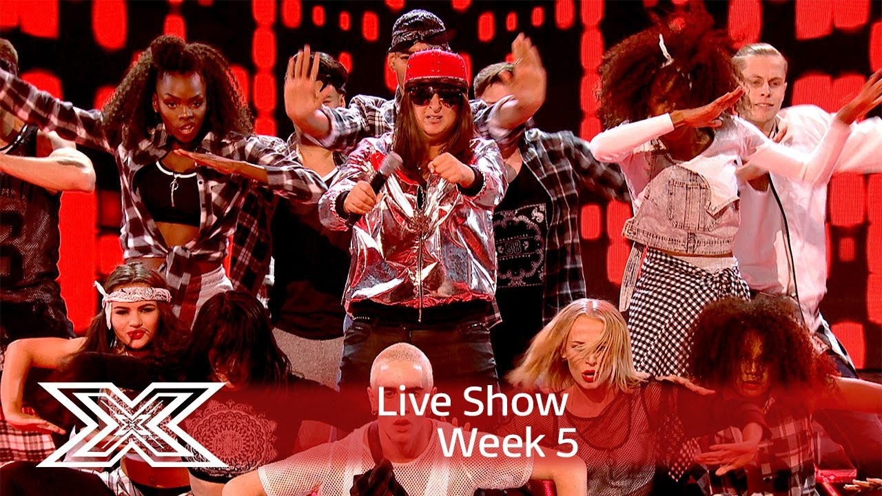 Download Honey G is gonna make you Jump with Kriss Kross cover | Live Shows Week 5 | The X Factor UK 2016