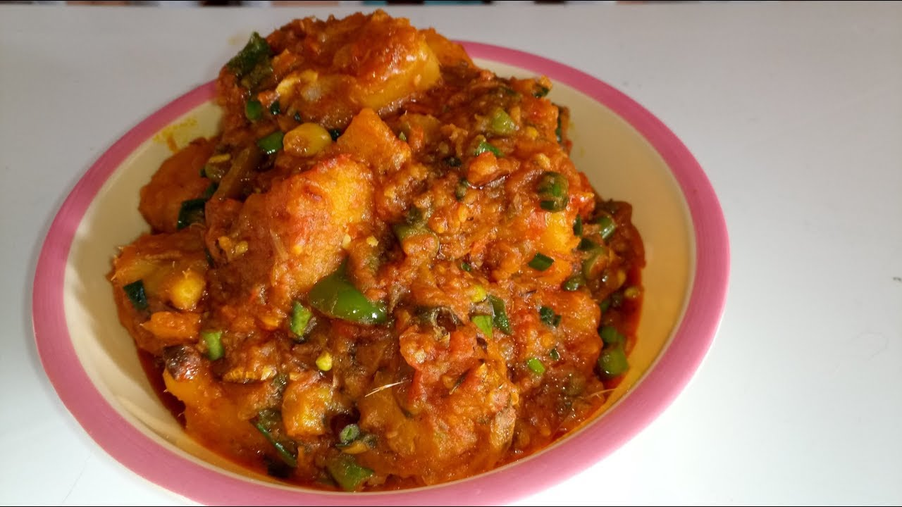 Yam Porridge With Tomatoes: How to Prepare Yam Porridge in ... |Yam Porridge Recipe