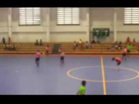 ฟุตซอลหญิงแพร่กีฬานักเรียนแห่งชาติเขต5 ปี2556 แพร่ เชียงใหม่