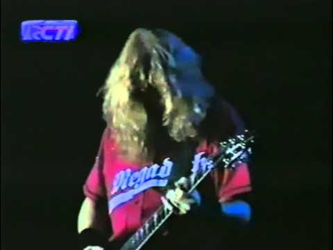 Megadeth - Dread And The Fugitive Mind (Live In Indonesia 2001)