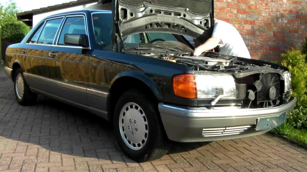 Mercedes Benz 560 Sel Hpf Hydropneumatische Federung W126