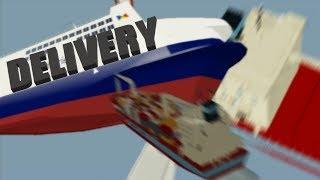 Delivery   Dynamic Ship Simulator III   Roblox