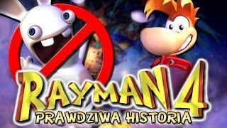 Rayman 4 - Prawdziwa Historia