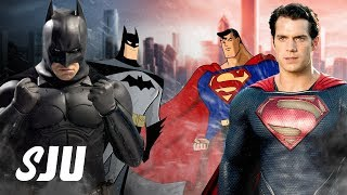 Is Batman Really More Relevant than Superman?   SJU