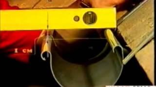 видео Монтаж водостоков и водосточных труб