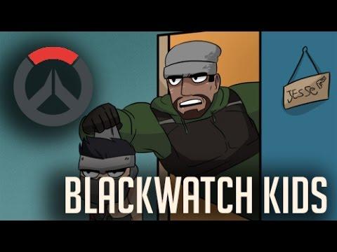Comic Dub) Overwatch: Battlefield Banter - YouTube