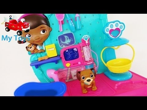 Baby Learning Colors Toy Doc McStuffins Toy checkup center ...