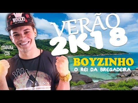 BOYZINHO O REI DA BREGADEIRA - VERÃO 2018 - AQUECIMENTO DAS POTRANCAS (REPERTÓRIO NOVO)