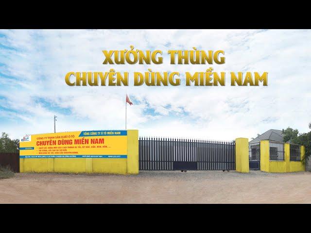 Xưởng đóng thùng chuyên dùng Miền Nam